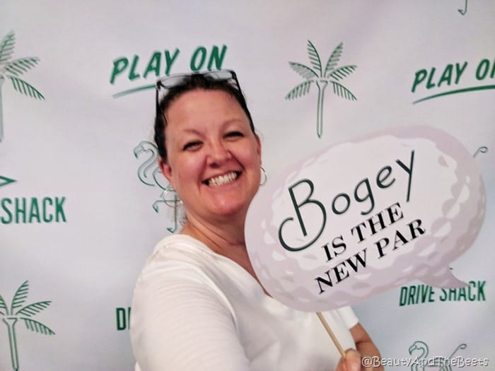 Drive Shack Lake Nona Beauty and the Beets bogey