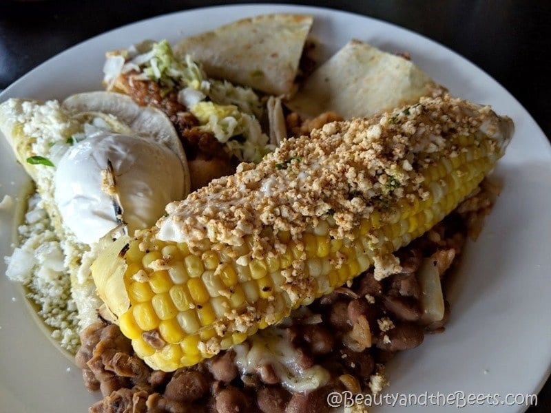 Mexican Street Corn Arnie's Barn Beauty and the Beets