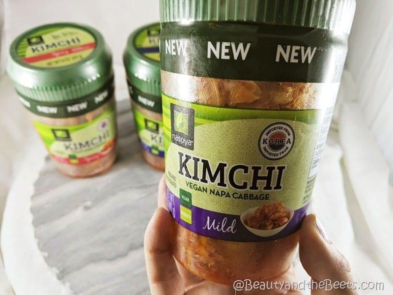 Kimchi Vegan Napa Cabbage Beauty and the Beets