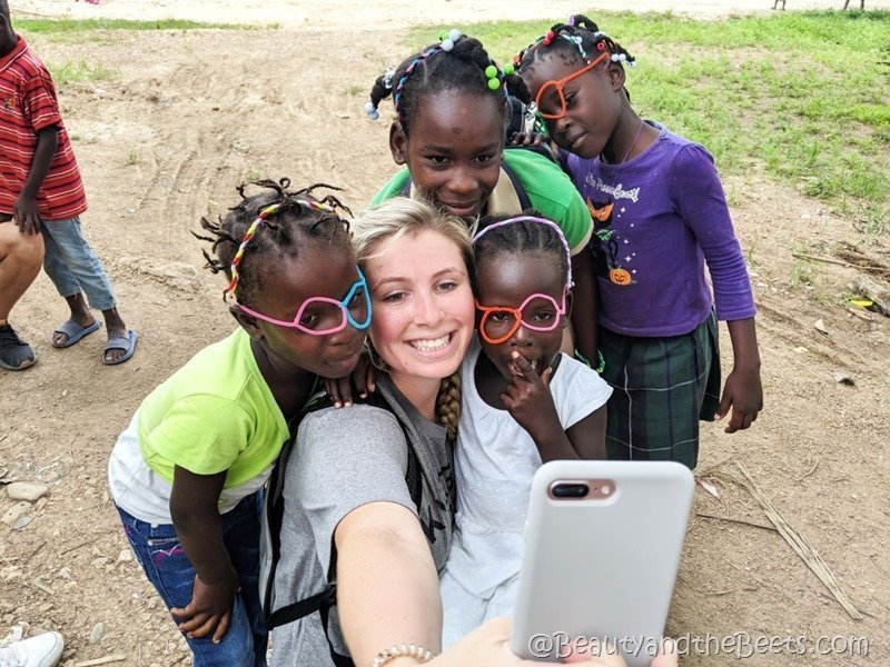 Discovery Church Orlando Dominican Republic mission trip selfie Beauty and the Beets