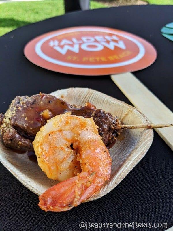 Shrimp Steak 1200 Chophouse Alden Suites Beauty and the Beets