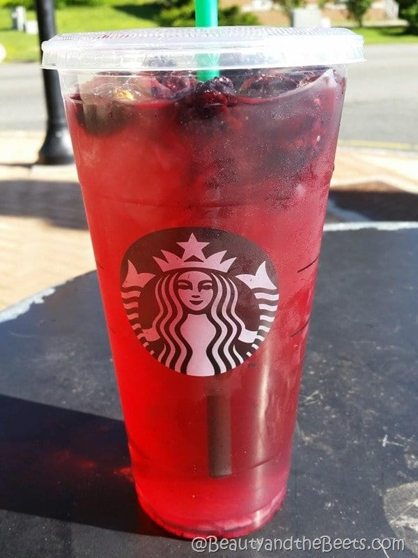Hibiscus Starbucks Refresher