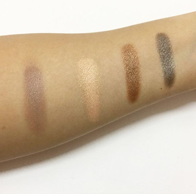 Urban Decay NAKED | Review and Swatches