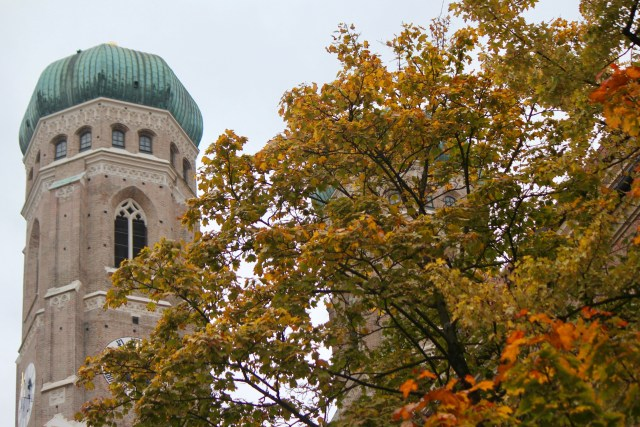 Exploring Munich with SANDEMANs New Europe Walking Tour