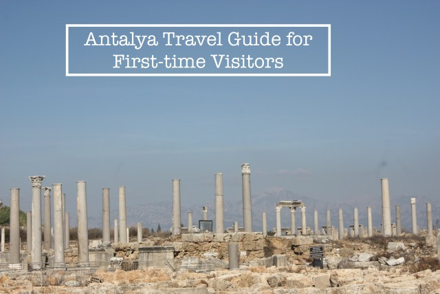 Antalya Travel Guide for First-time Visitors