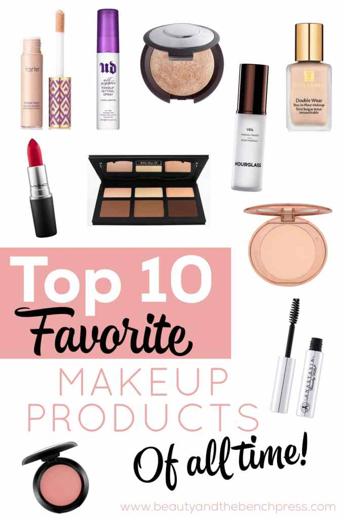 My holy grail makeup products! The best must have items to have in your makeup arsenal! From blush and foundation to mascara and lipstick, I got you covered! #makeup #sephora
