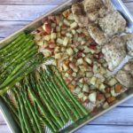 Chicken and Asparagus Sheet Pan Meal (Paleo and Whole30)