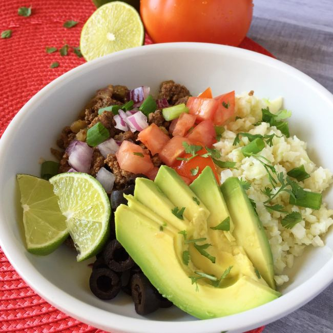 quick and easy meal prep bowls