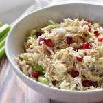 super simple chicken salad