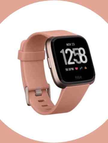 review of the Fitbit versa