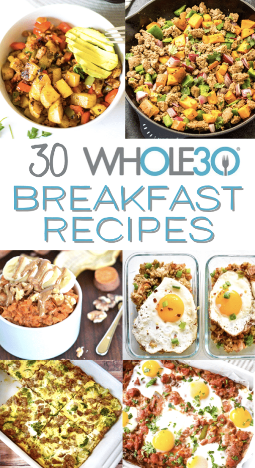The best whole30 breakfast recipes