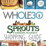Whole30 Sprouts Shopping Guide