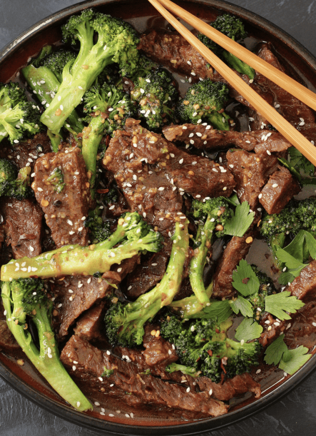 whole30 broccoli beef