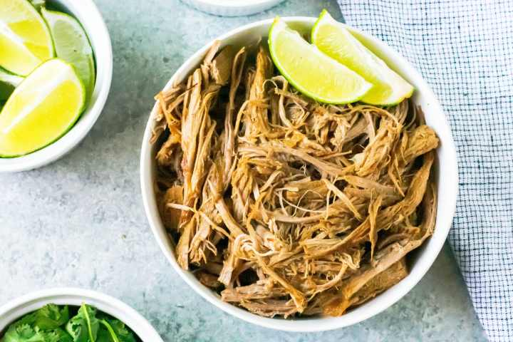 instant pot shredded beef with lime
