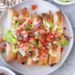 Air Fryer Flautas (Paleo Friendly, Gluten-Free, Easy)