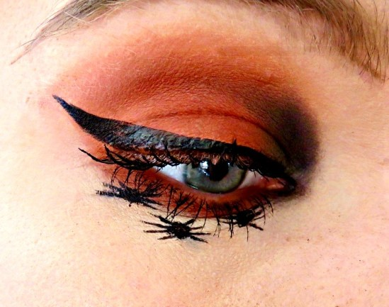 Halloween Tag - eye makeup