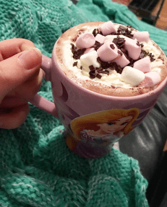 Extremely Chocolatey Hot Chocolate