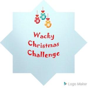 Wacky Christmas Tag