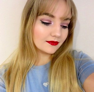 Classic Valentine's Day Makeup