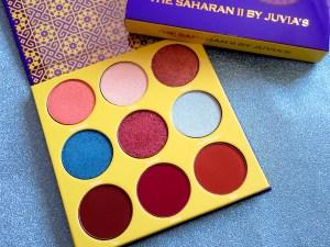 Juvia's Place The Saharan II Palette Review