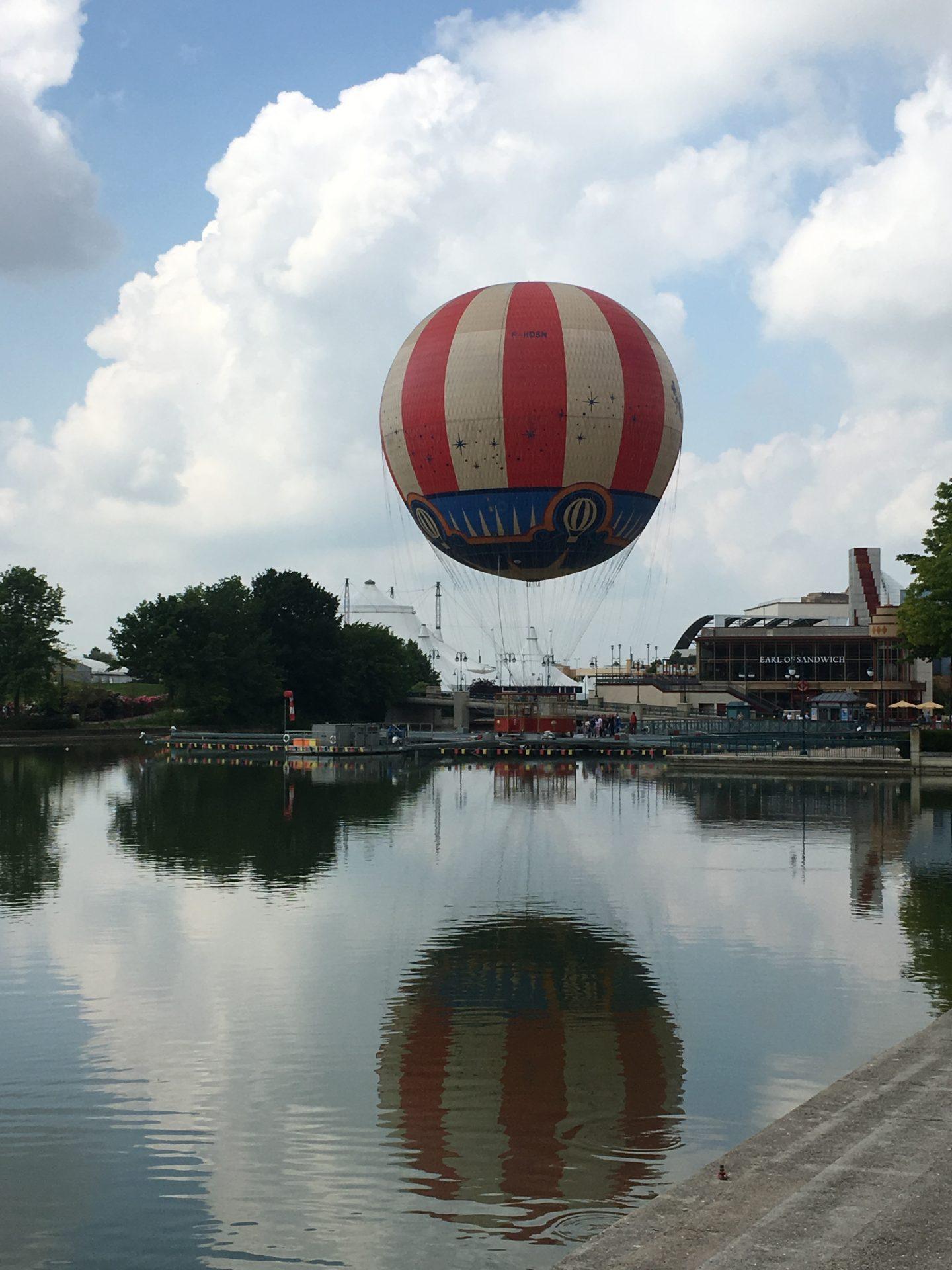 disneyland balloon