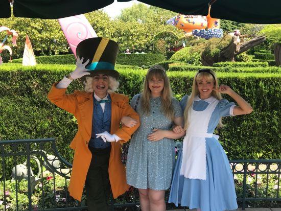 Disneyland Alice