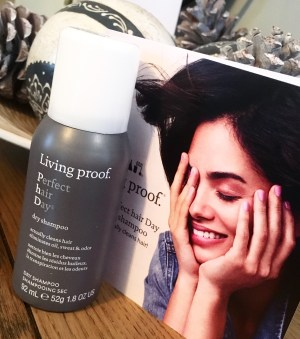 Perfect Hair Day Dry Shampoo Review