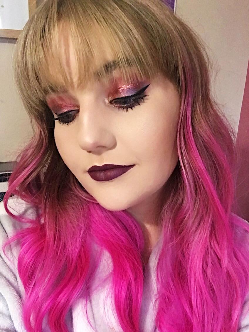 Fiance picks my makeup