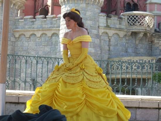 Disneyland Paris Belle