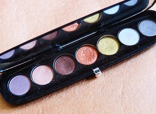 Marc Jacobs Autumn Eyeshadow Palettes