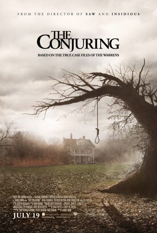 The Conjuring - Scariest movies