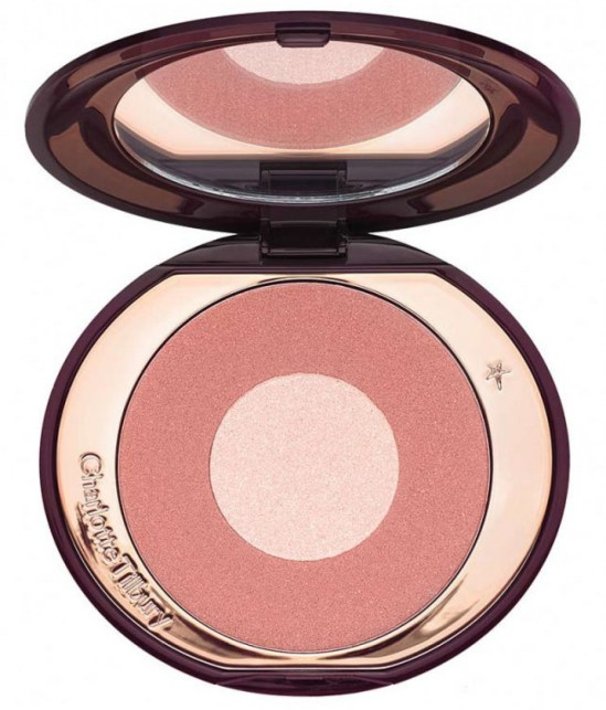 Charlotte Tilbury Pillow Talk Blusher - Birthday Wishlist
