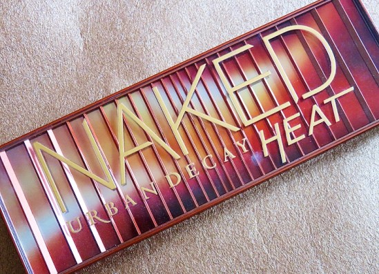 Urban Decay Naked Heat Autumn Eyeshadow Palettes