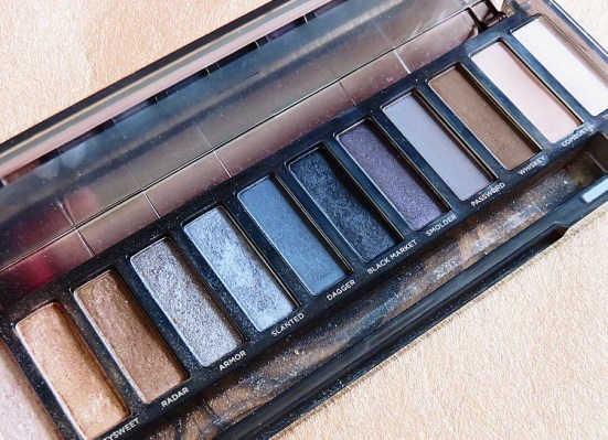 Urban Decay Naked Smoky Autumn Eyeshadow Palettes