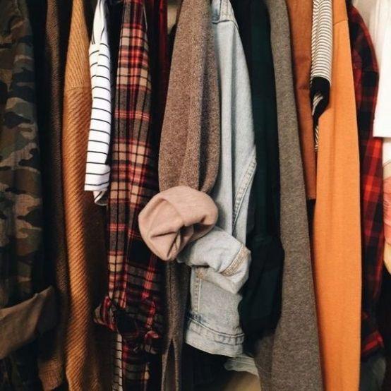 Blogtober autumn clothes