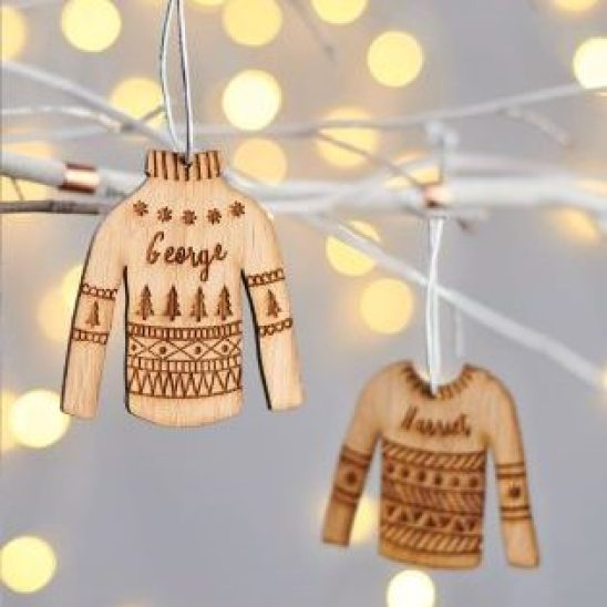 Tree Decorations - Stocking Fillers