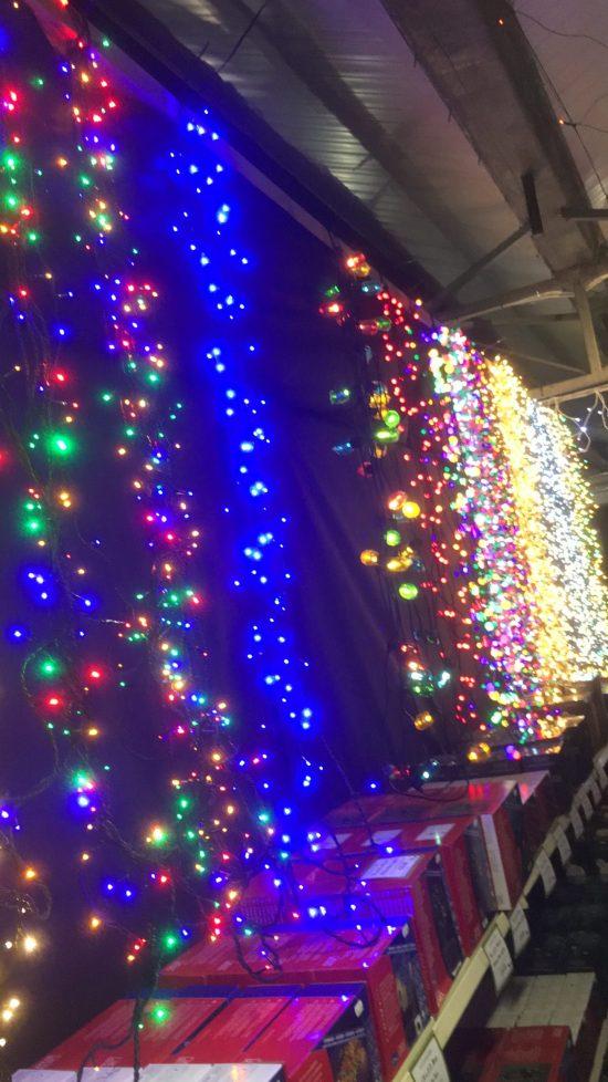 Brimsmore Garden Centre Christmas Display