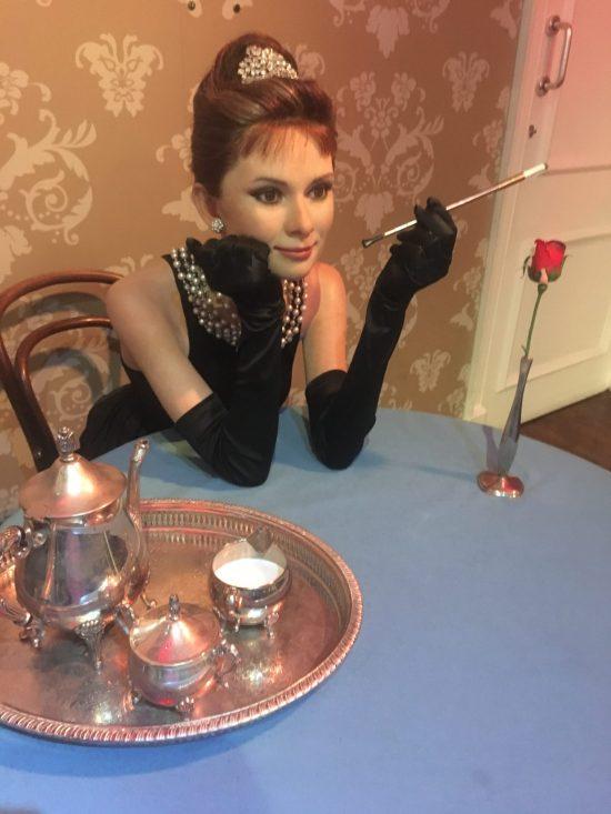 Madame Tussauds, birthday weekend