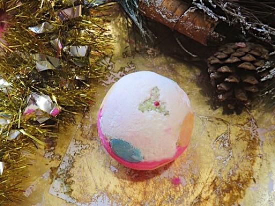 Luxury Lush Pud - Lush Christmas