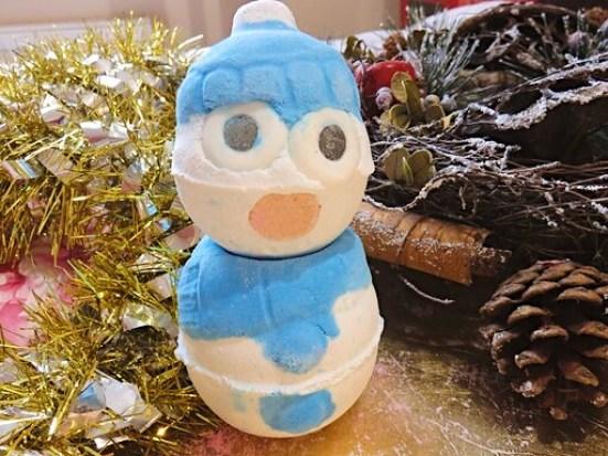 Snowman Bomb Bomb