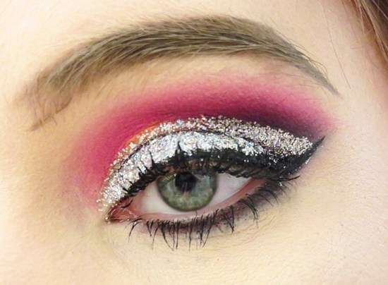 Christmas Party Makeup