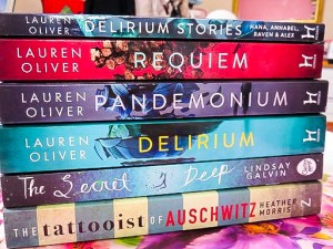 January Book Haul