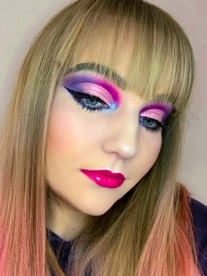 GLAMentines Day Makeup!