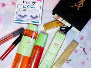Beauty Product Haul