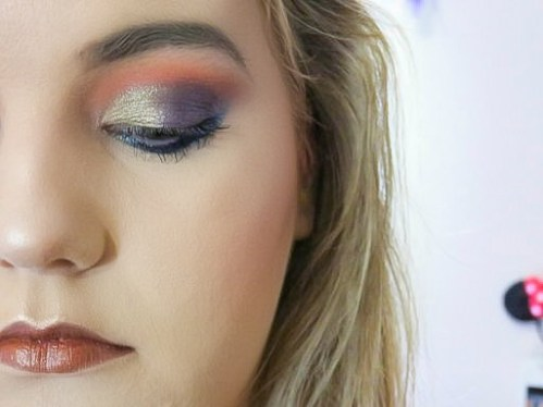 Game of Thrones Eyeshadow Palette Look 2