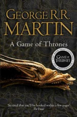 Game of Thrones Cover TBR