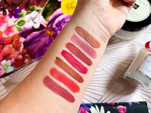 Top 7 Spring Lipsticks