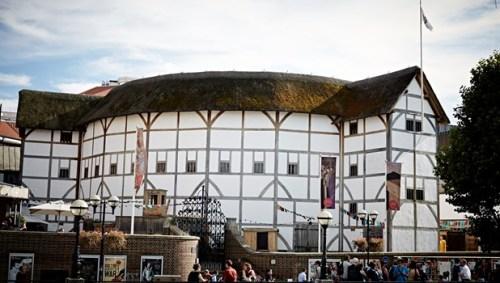 Shakespeares globe London bucket list