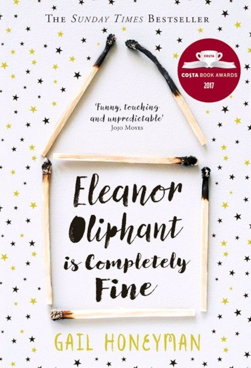 Eleanor Oliphant is Completely Fine - favourite books
