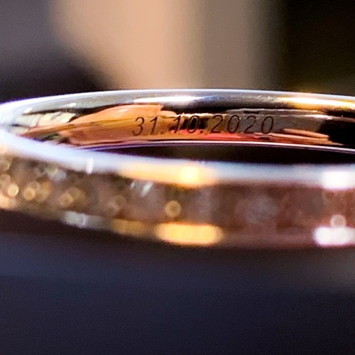 Wedding ring august 2019